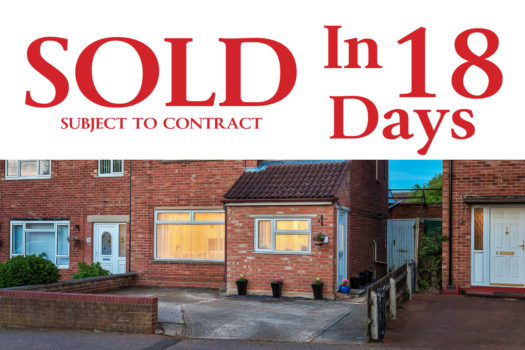 Sold in 16 Days