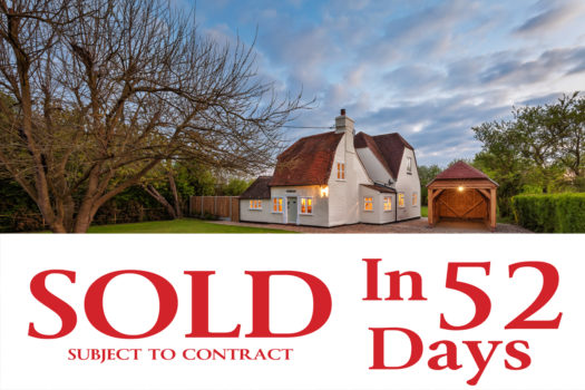 Cherry Tree Cottage sold in 52 days
