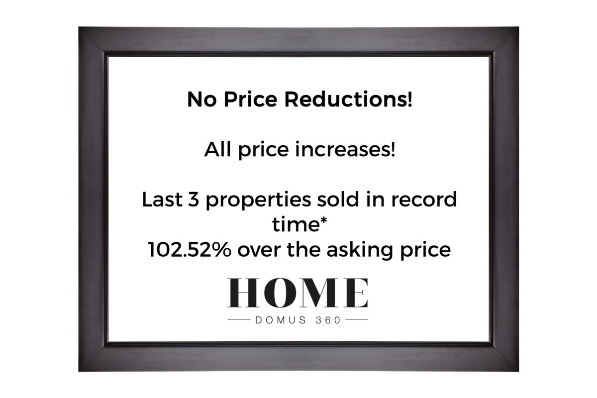 No Price Reductions